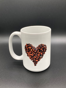 Love and Coffee Mug