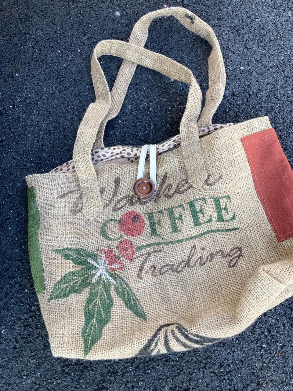 Walker Coffee Handbag