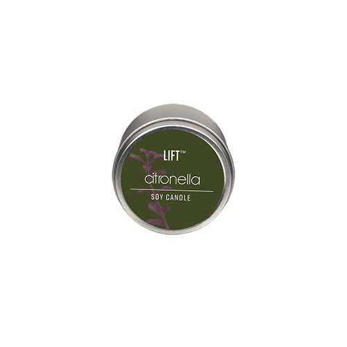 4 oz soy candle - Citronella HHPLIFT