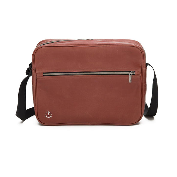 Groovy Messenger HHPLIFT Terracotta Red