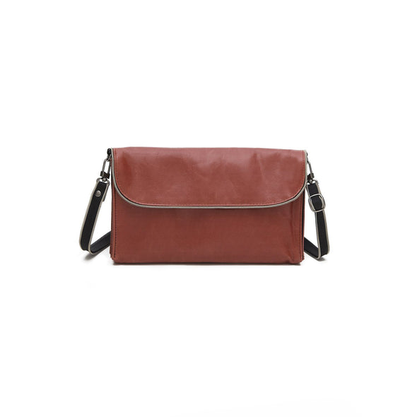 Instinct Crossbody HHPLIFT Terracotta Red