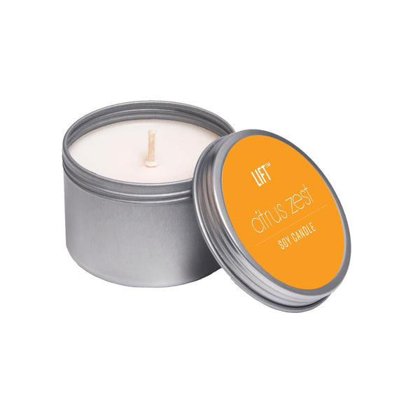 4oz Spark Tin Citrus Zest HHPLIFT Citrus Zest