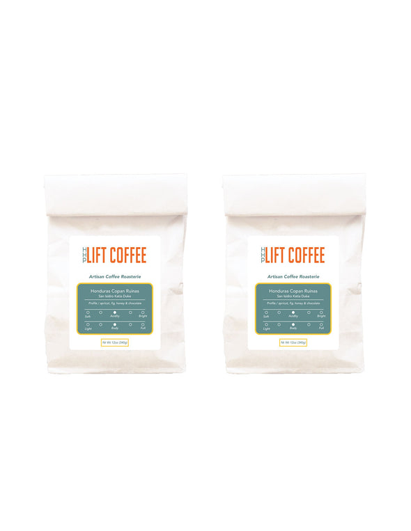 Lift Coffee Coffee HHPLIFT Double 12 oz