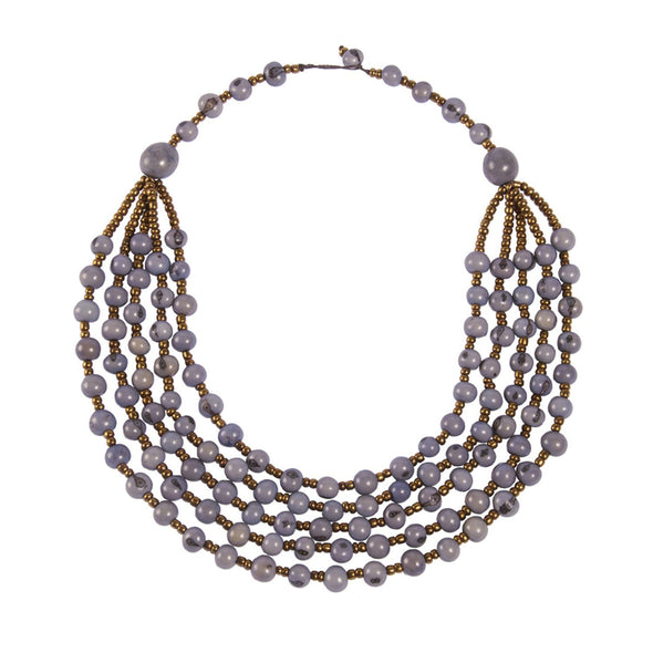 Classic Acai Necklace HHPLIFT Periwinkle