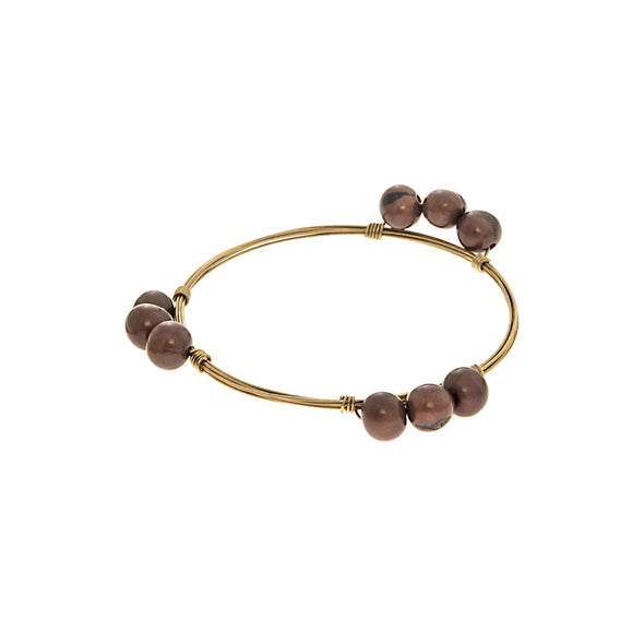 Astoria Bangle HHPLIFT Chocolate