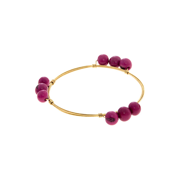 Astoria Bangle HHPLIFT Rose Violet