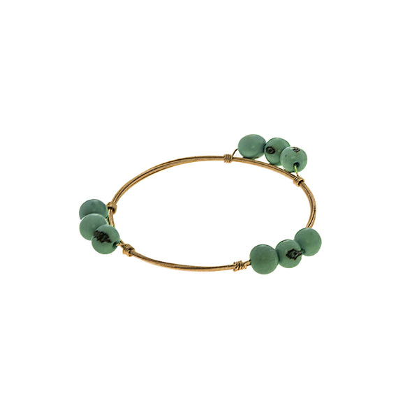 Astoria Bangle HHPLIFT Sea Glass
