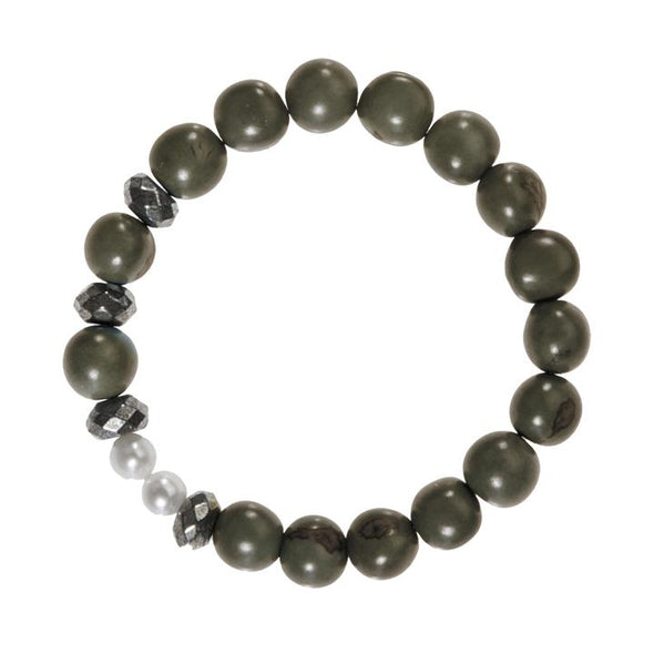 Becket Bracelet (Mixed) HHPLIFT Olive