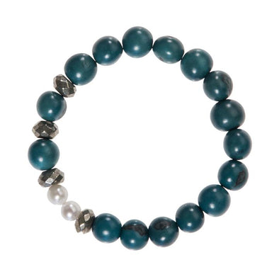 Becket Bracelet (Mixed) HHPLIFT Teal