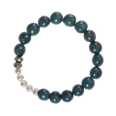 Becket Bracelet (Pearl) HHPLIFT Teal