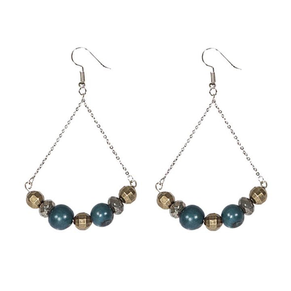 Canterbury Earrings HHPLIFT Teal