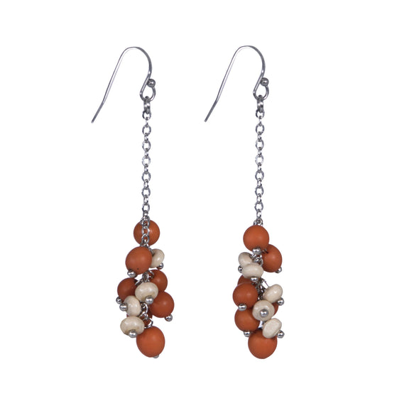 Capri Earrings HHPLIFT Sunset