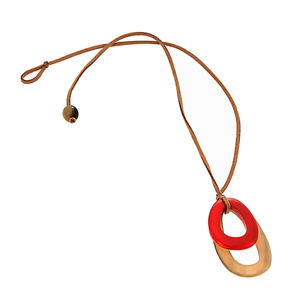 Carmel Necklace HHPLIFT Cherry Tomato