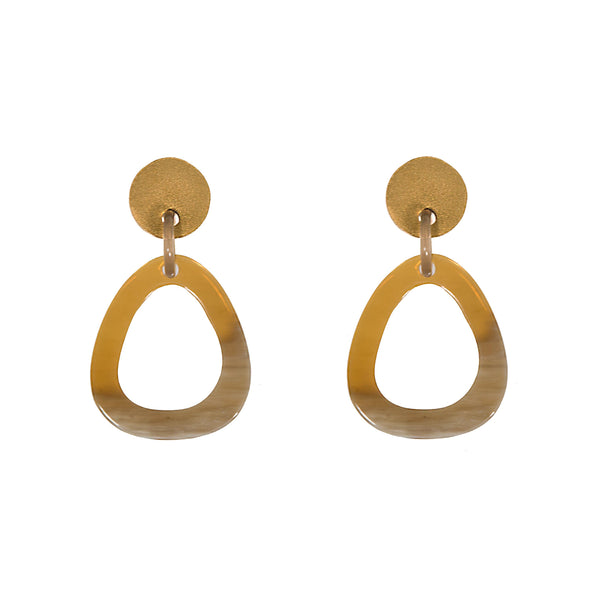 Carmel Drop Earring HHPLIFT Bronze