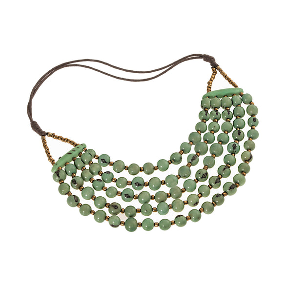 Clara Necklace HHPLIFT Mint