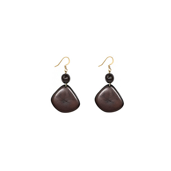 Dory Earrings HHPLIFT Espresso
