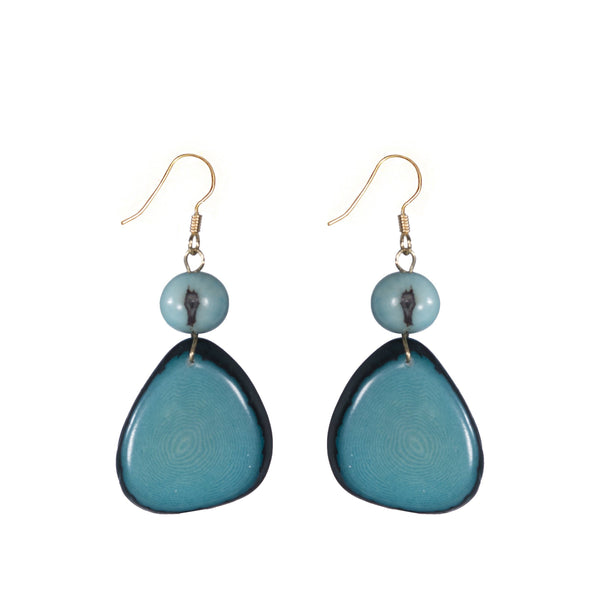 Dory Earrings HHPLIFT Turquoise