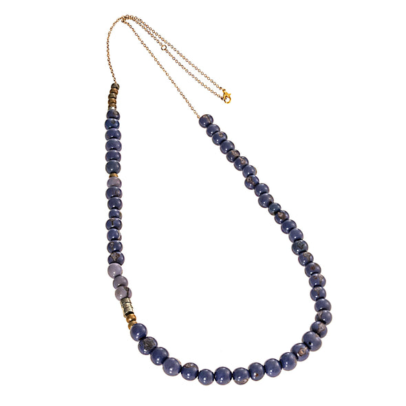 Duke Necklace HHPLIFT Pacific Blue