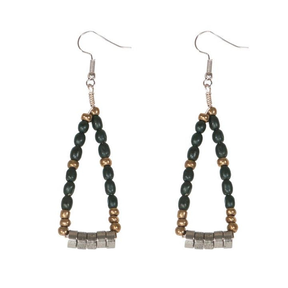 Elinor Earrings HHPLIFT Black