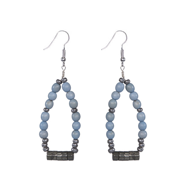 Elinor Earrings HHPLIFT Sea Breeze