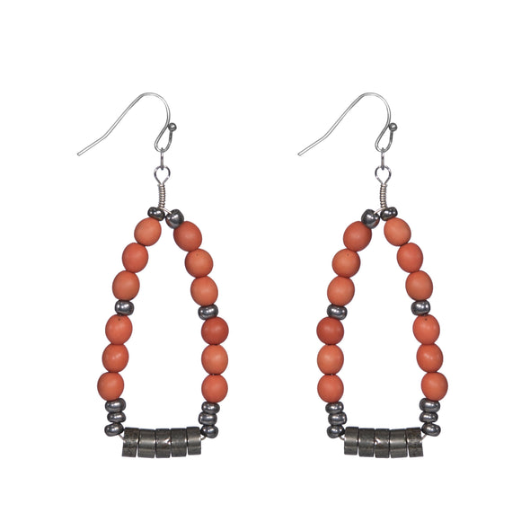 Elinor Earrings HHPLIFT Sunset