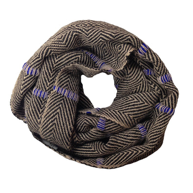 Fisherman Infinity Scarf HHPLIFT Onyx