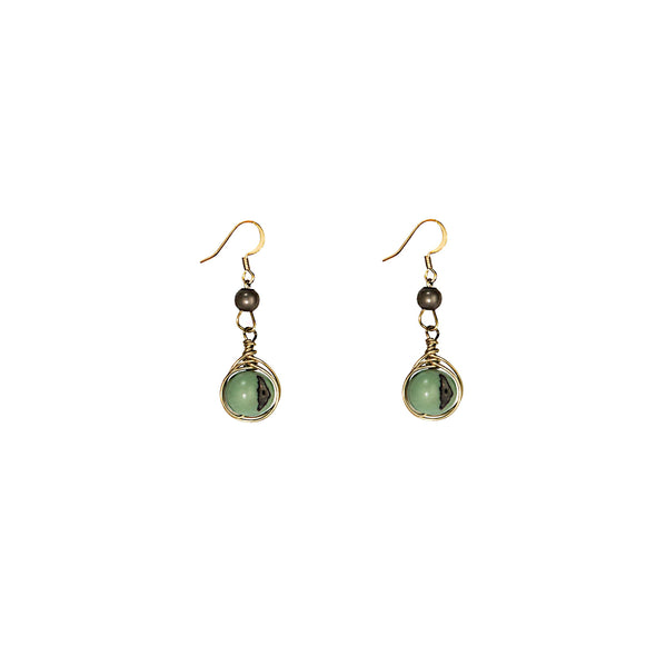 Gatsby Earring HHPLIFT Mint
