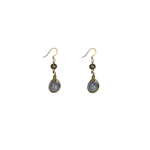 Gatsby Earring HHPLIFT Periwinkle