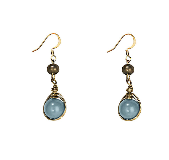 Gatsby Earring HHPLIFT Sea Breeze