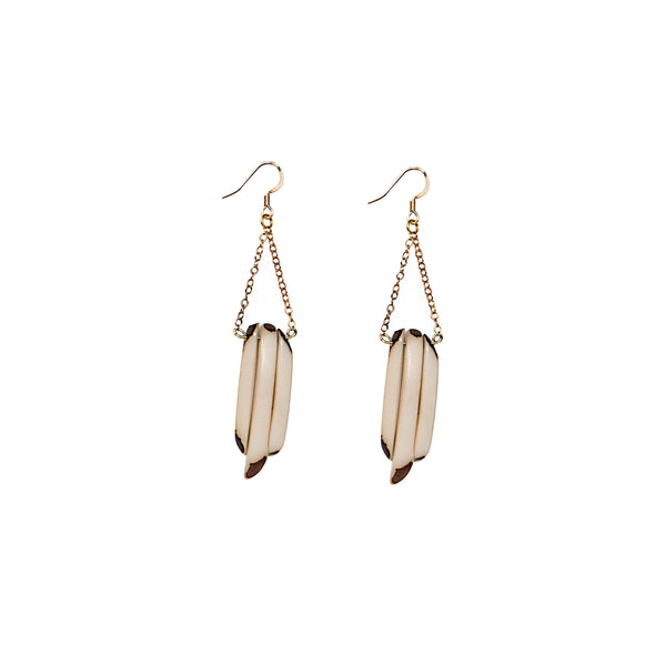 Hana Earring HHPLIFT Ivory