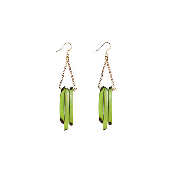 Hana Earring HHPLIFT Lime