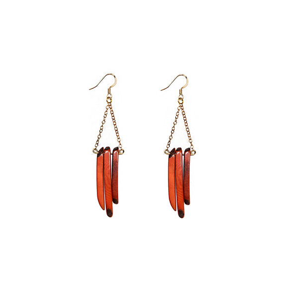 Hana Earring HHPLIFT Orange