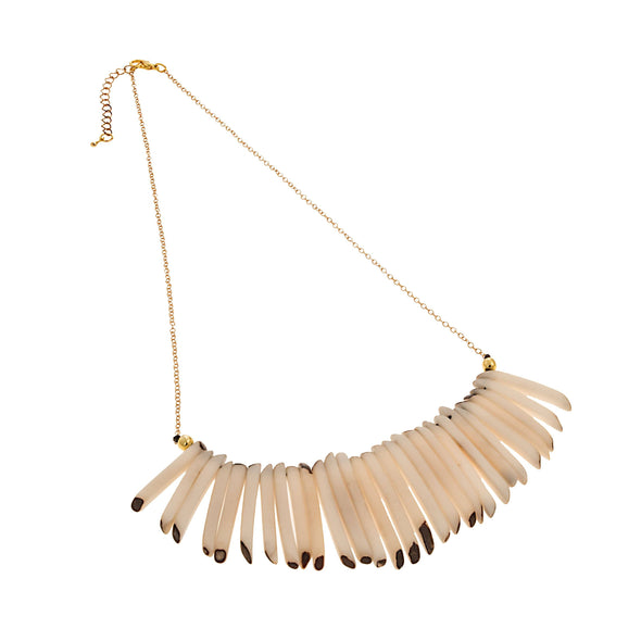 Hana Necklace HHPLIFT Ivory