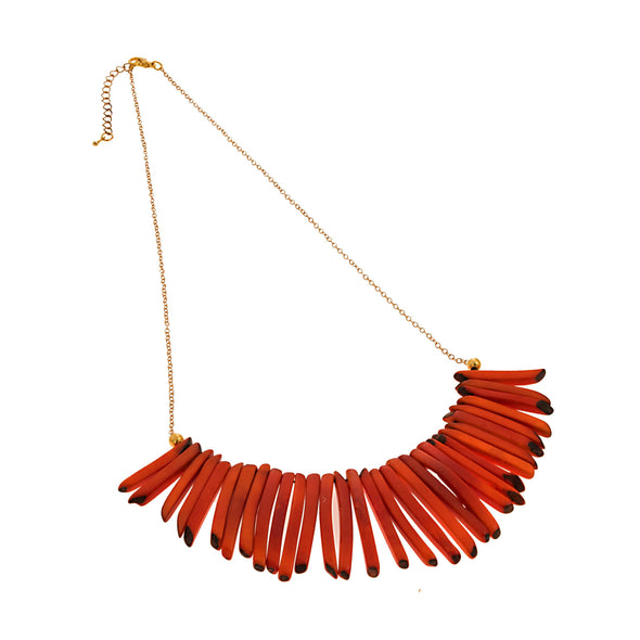 Hana Necklace HHPLIFT Orange