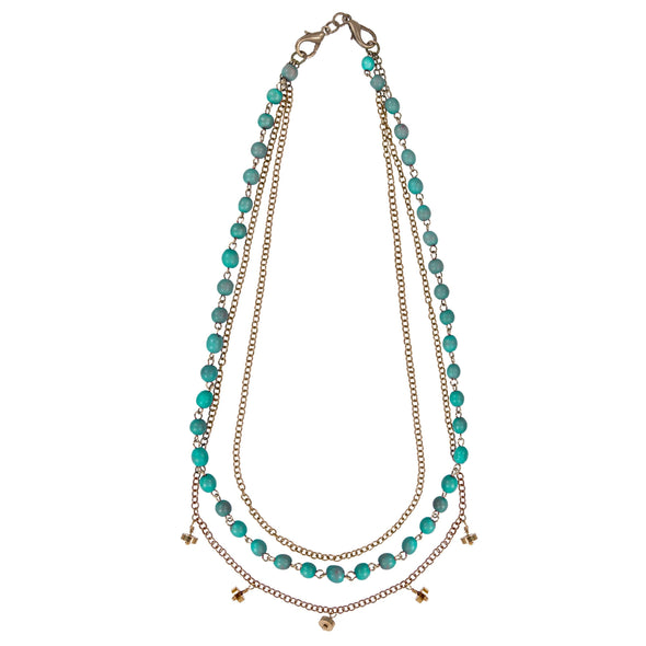 Ibiza Necklace HHPLIFT Turquoise