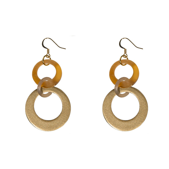 Malibu Earring HHPLIFT Bronze