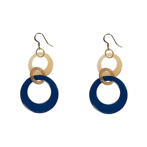 Malibu Earring HHPLIFT Pacific Blue
