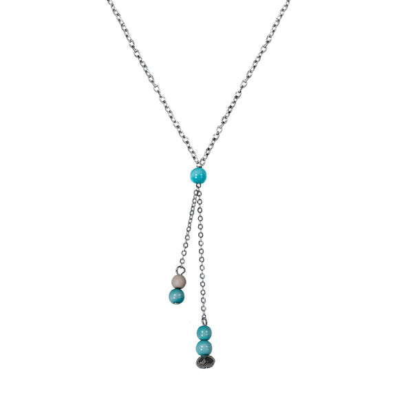 Mallorca Necklace HHPLIFT Turquoise