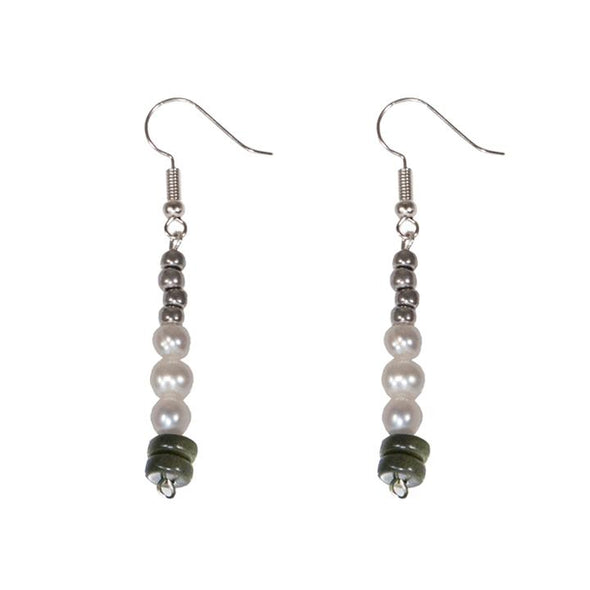 Marian Earrings HHPLIFT Olive