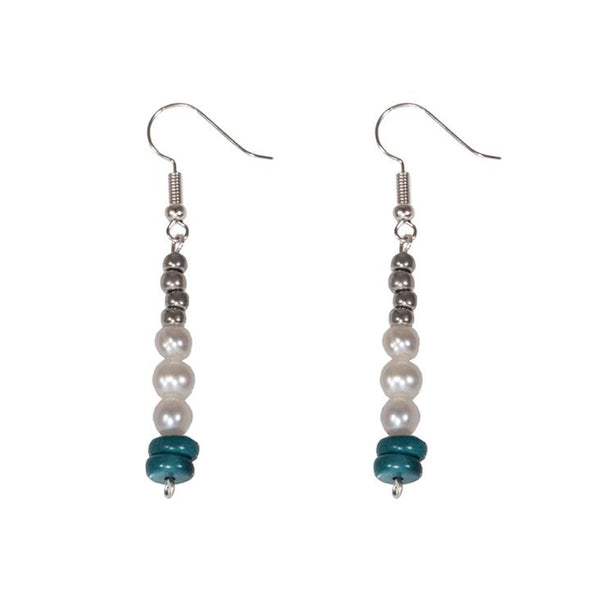 Marian Earrings HHPLIFT Teal