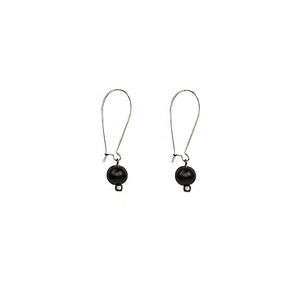Pilar Earring HHPLIFT Onyx