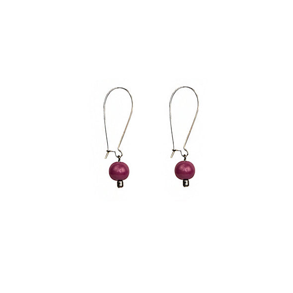 Pilar Earring HHPLIFT Rose Violet
