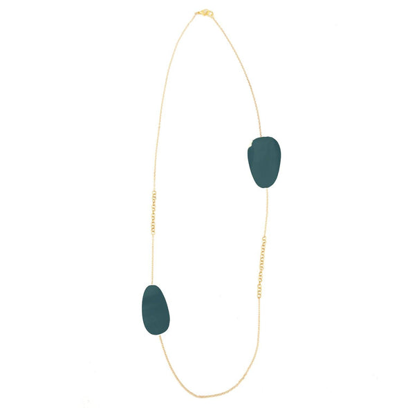 Riverstone Necklace HHPLIFT Midnight
