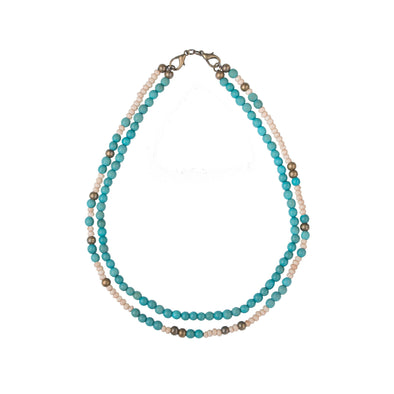 San Tropez Necklace HHPLIFT Turquoise