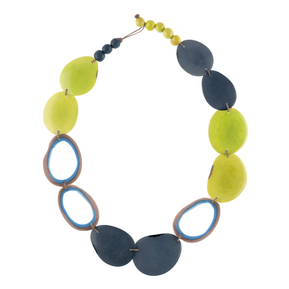 Ventana Necklace HHPLIFT Lime
