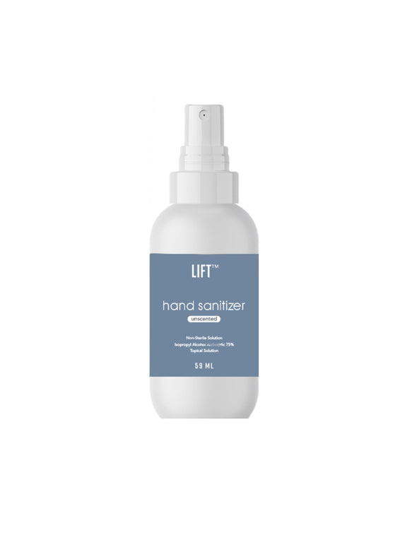 LIFT Hand Sanitizer HHPLIFT Unscented