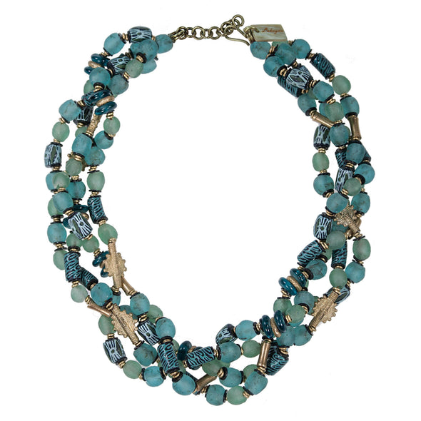 Bahari Necklace HHPLIFT Turquoise