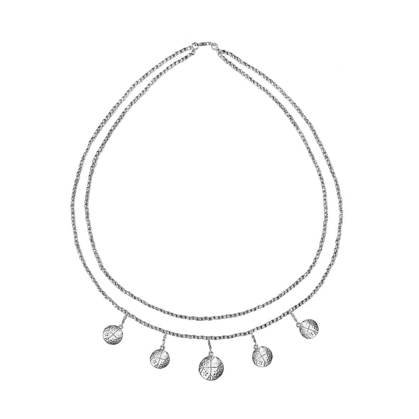 Cristobal Doble Necklace HHPLIFT