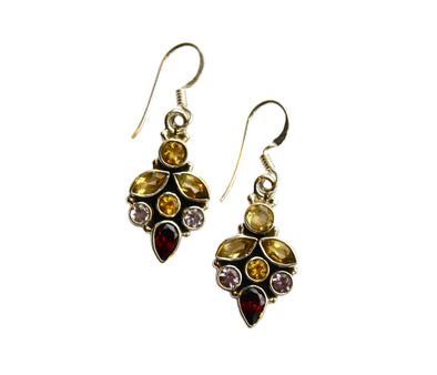 hhplift - Festival of Lights Earrings -