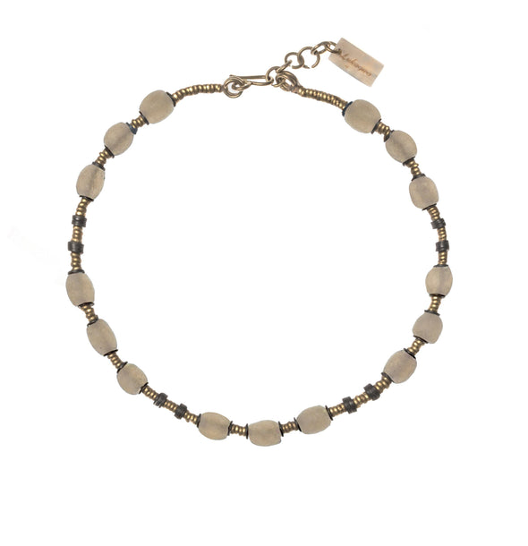 Neema Necklace HHPLIFT Taupe